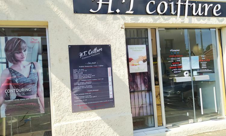 Coiffeur H T COIFFURE TAN THARY Muret