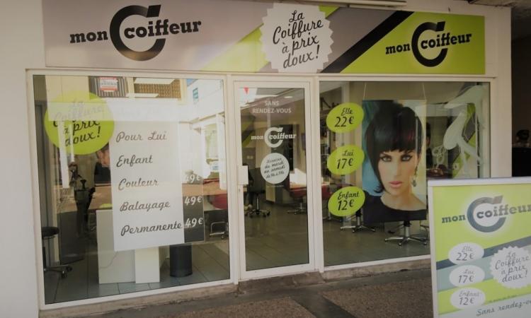 Coiffeur C' Mon Coiffeur Bayonne