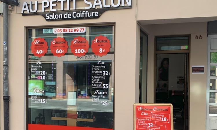 Coiffeur Au Petit Salon Strasbourg