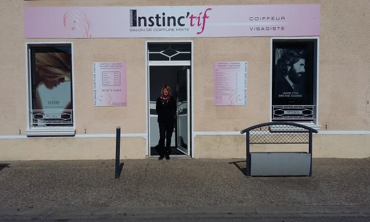 Coiffeur Instinc'tif Castelculier