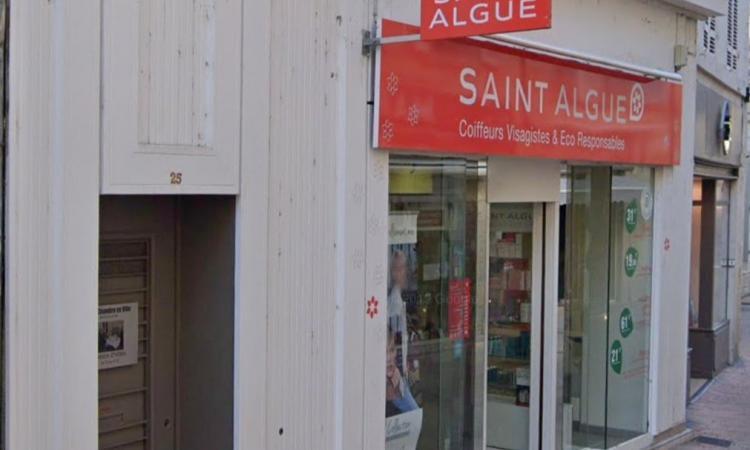 Coiffeur Saint Algue Saintes