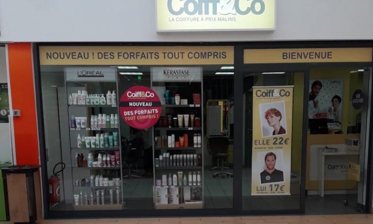 Coiffeur Coiff & Co Goussainville