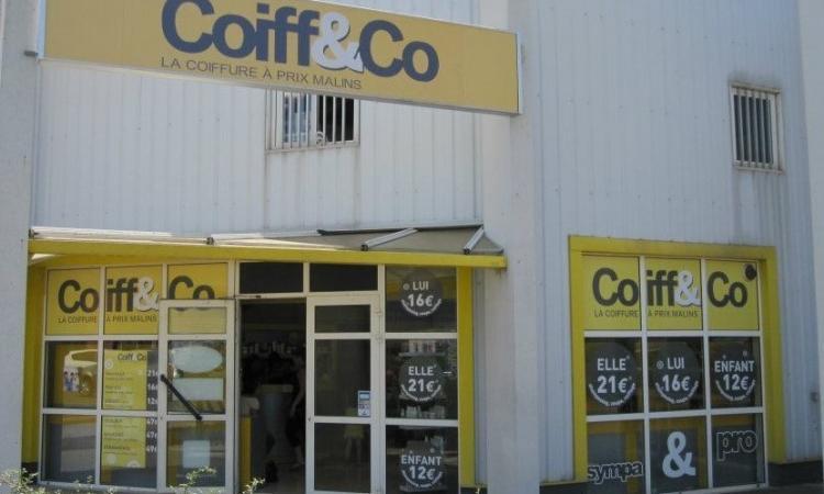 Coiffeur Coiff & Co Balaruc-le-vieux