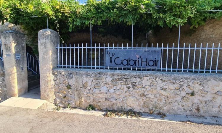 Coiffeur Julie Cabri'hair Cabrières-d'aigues