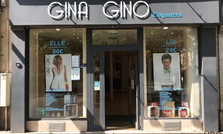 Coiffeur Gina Gino Eleganza Paris