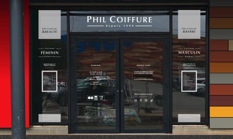 Coiffeur Phil Coiffure Briey