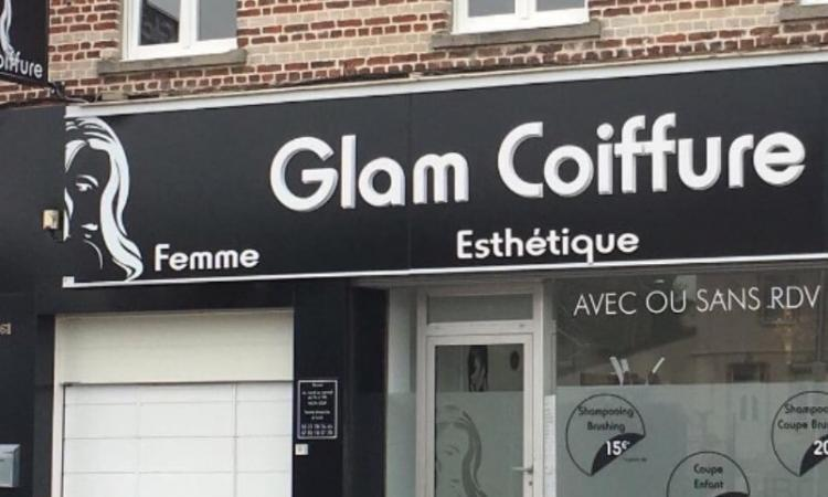 Coiffeur Glam Coiffure Lens
