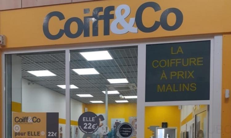 Coiffeur Coiff&Co Rochefort