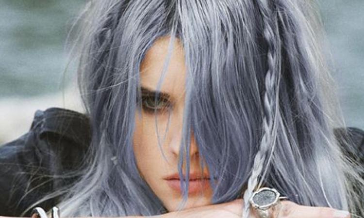 Le gris est tr s tendance les 32 mod les pr sent s vont for Coupe de cheveux tribal etoile
