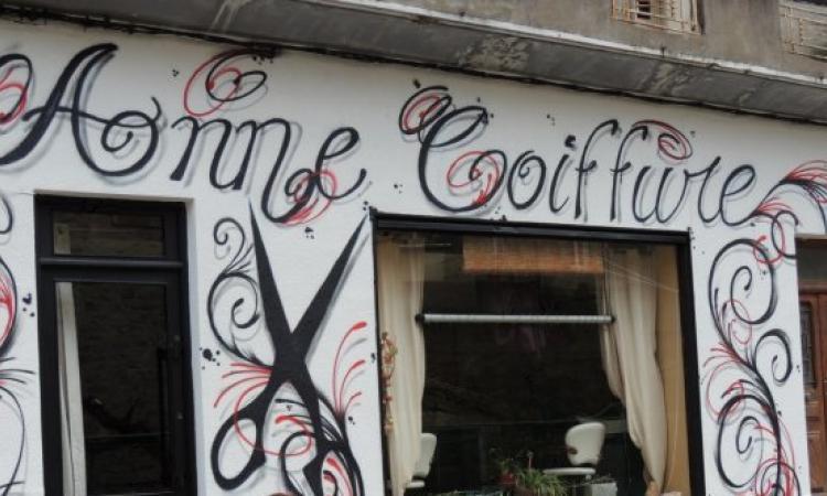 Relooking Du0027un Salon De Coiffure !