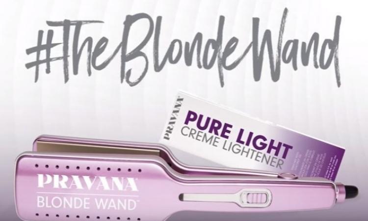 eclaircir ses chevexu en blond avec un lisseur