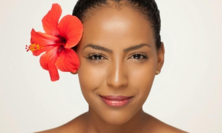 bienfait fleur hibiscus pour les cheveux
