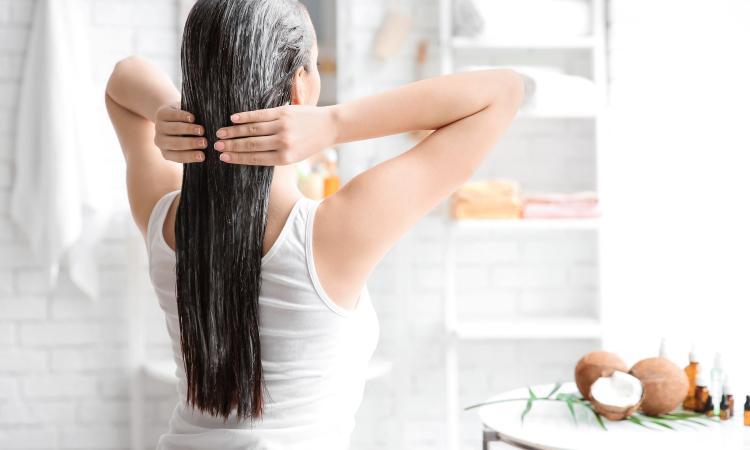 huiles végétales pour cheveux