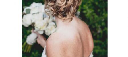 La coiffure de mariée est très importante