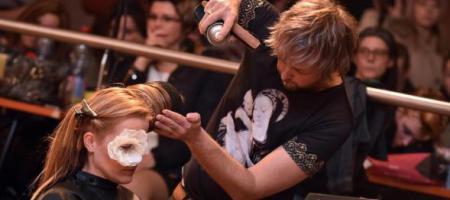 Concours de coiffure de Cambrai