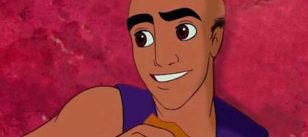 princes disney chauves