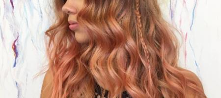 coloration cheveux blorange