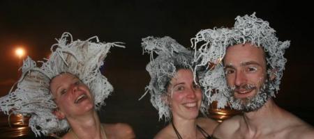 concours cheveux gelés
