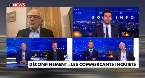 intervention Franck Provost sur CNEWS