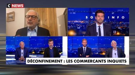 intervention Franck Provost sur CNEWS