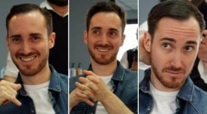 tutoriel coiffure homme