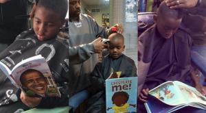 coiffeur américain réduction coupe enfants