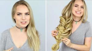 Youtube 100 extensions cheveux clips