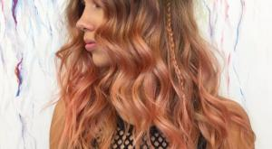 coloration cheveux blorange