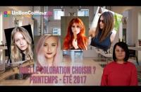 couleur et coloration cheveux 2017