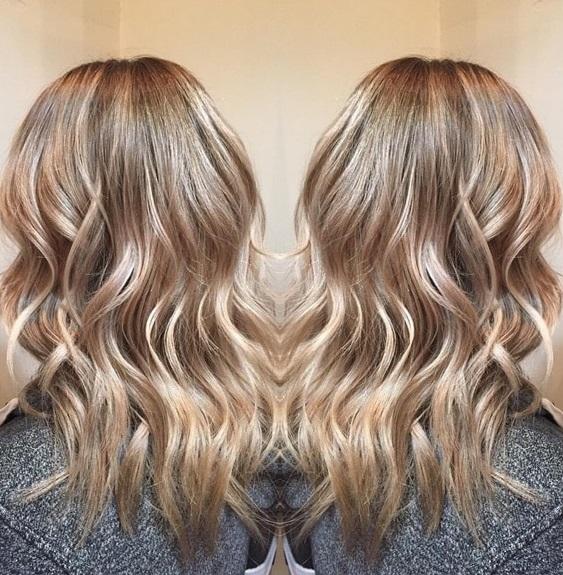 Nouvelles techniques de coloration des cheveux