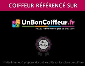 Le Salon d'Eden est référencé sur UnBonCoiffeur.fr