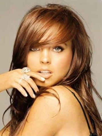 couleur marron glac - Coloration Cheveux Marron Glac