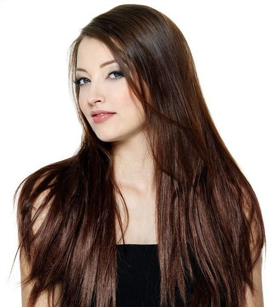 Couleur marron glac 20 superbes mod les pr sentent la coloration marron glac actualit du - Faire couleur marron ...