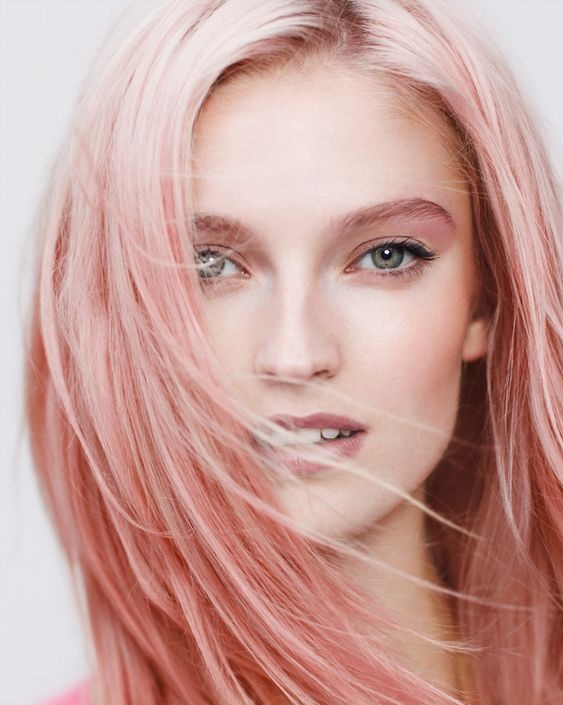 Spray couleur cheveux bio