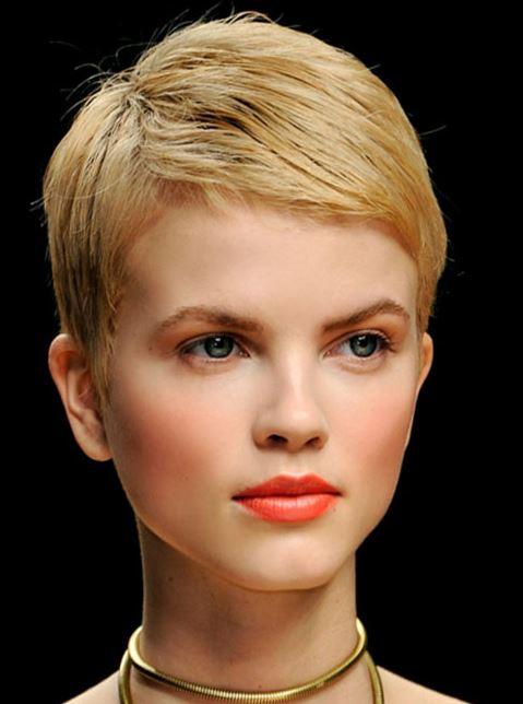 La coupe garçonne : 27 photos de cette coiffure élégante et féminine