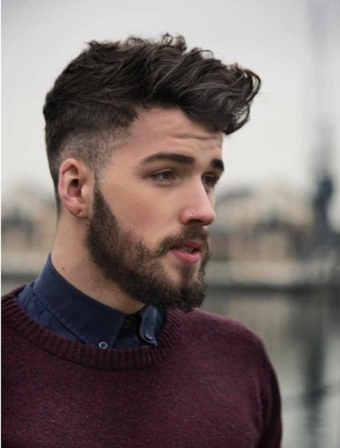 coiffure homme 35 ans