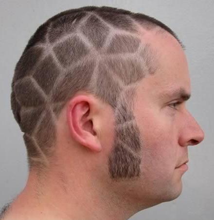 Hair Design Et Tribal Au Masculin Une Technique Et Une Maitrise Creative