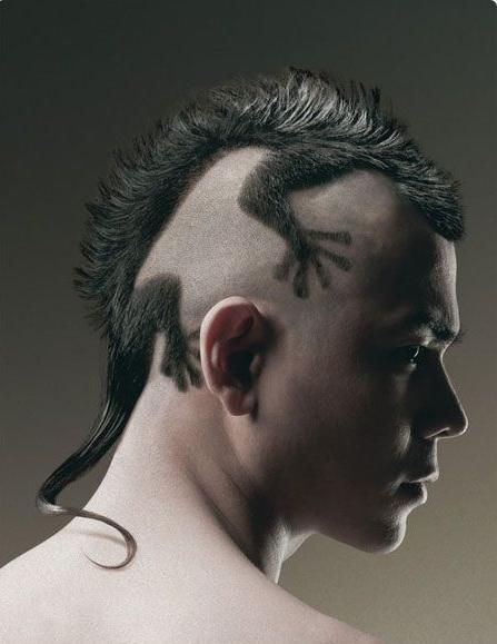 Hair Design Et Tribal Au Masculin Une Technique Et Une Maitrise