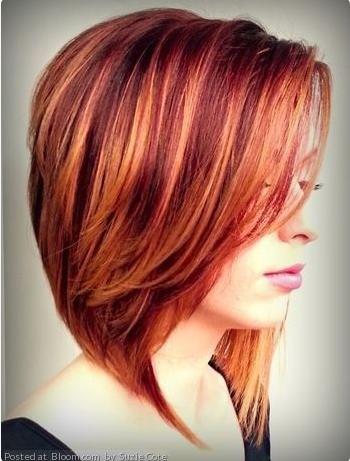 Populaire Des reflets blonds dans votre coloration rousse, voici 31 superbes  ZZ94