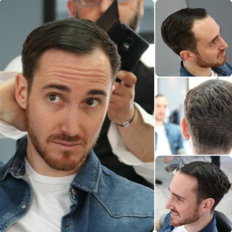 adoptez trois hairstyles diff rents avec une m me coupe de cheveux actualit du 20 04 2017. Black Bedroom Furniture Sets. Home Design Ideas