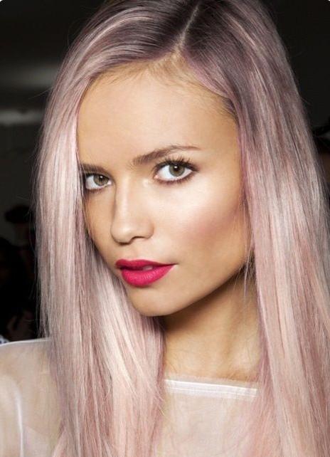 la coloration pastel pour les cheveux - Coloration Pastel Cheveux