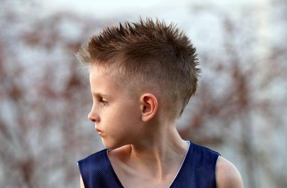 coupe enfant garçon tendance 2016